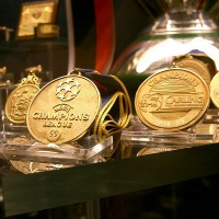 Man Utd Winners Medals