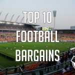 Top 10 Football Bargains
