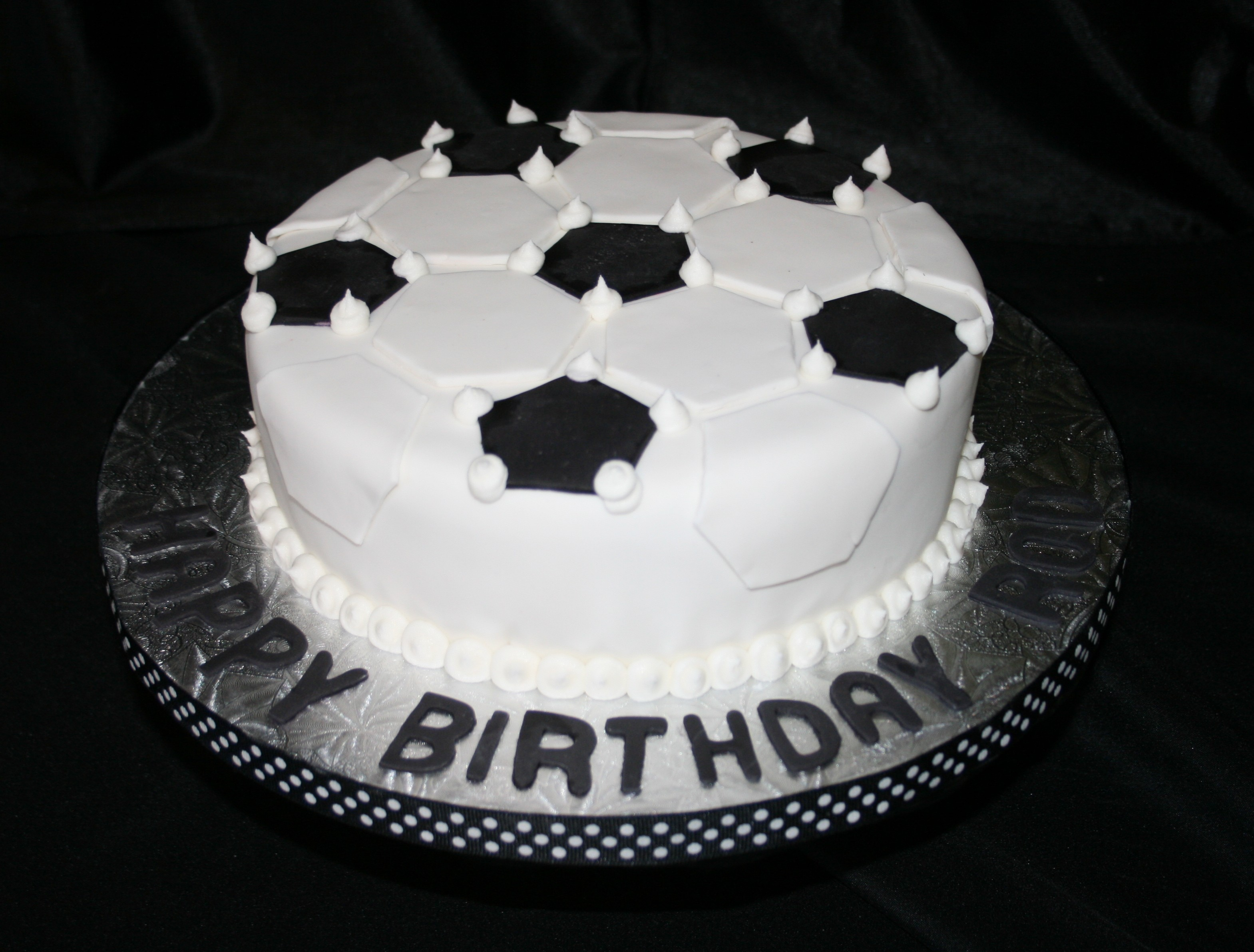 Celtic Football Cake Designs