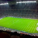 Where to find the best football stadiums in the UK